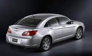 Chrysler Sebring 2007 Car And Driver