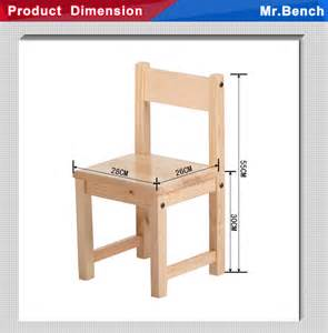 Pine Wood Bench 2015 New Design Kids Table And Chair Of Solid Pine Wood