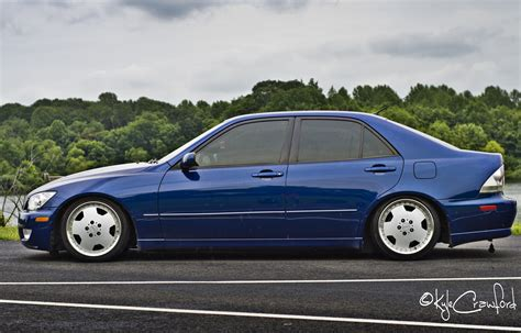 tuned lexus is 250 lexus is250 blue tuning