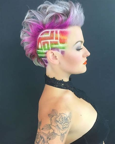 extreme hairstyles  haircuts  crazy women
