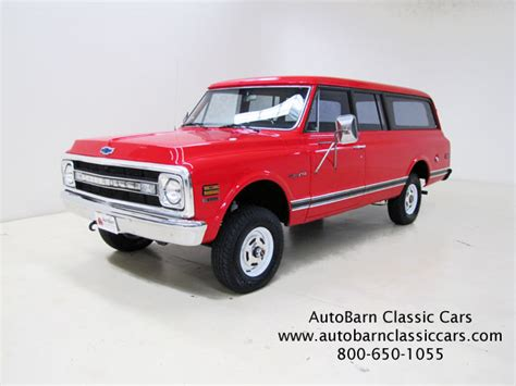 1970 chevrolet suburban for sale 1970 chevy suburban 21 995 00 by streetrodding