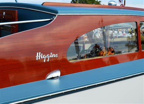 higgins boat engine higgins boats the featured marque at the 2011 quincy