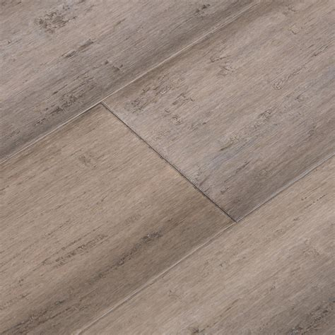 shop cali bamboo fossilized 5 37 in bamboo solid