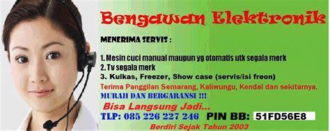 Kulkas Murah Semarang servis tv semarang lcd crt servis mesin cuci semarang