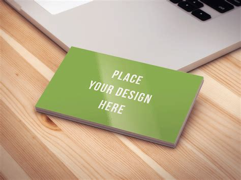 name card design mockup 21 free hi res business card mockups hongkiat