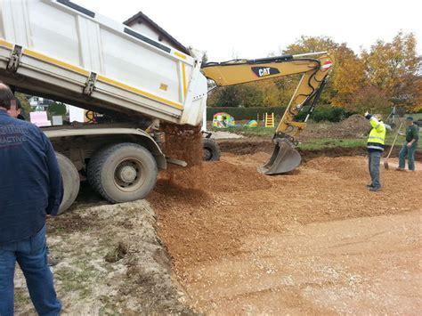 Kosten Erdarbeiten Bodenplatte by Die Erdarbeiten Am Zweiten Tag Wir Bauen Dann Mal Ein Haus