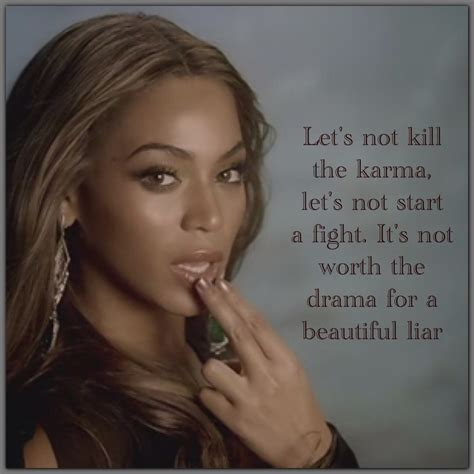 Beyonce Shakira Beautiful Liar by Beautiful Liar Quotes Quotesgram