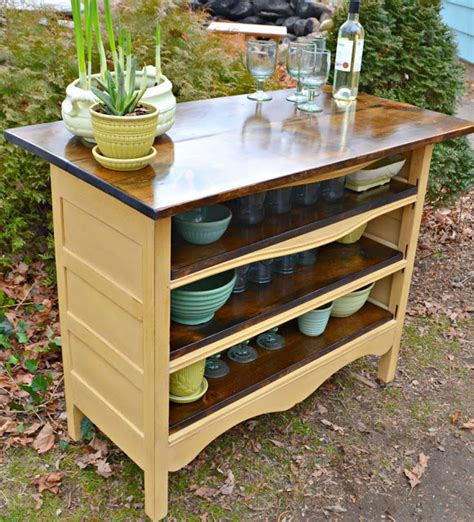 heir and space tables as kitchen islands heir and space an antique dresser turned kitchen island