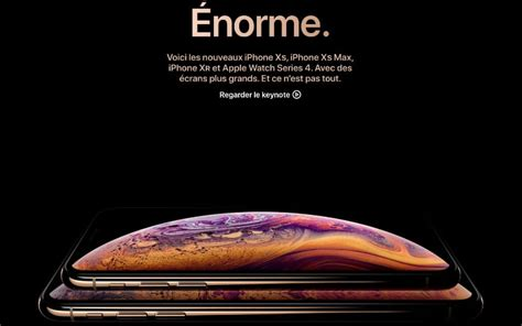 iphone xs xs max xr voici leur prix ailleurs dans le monde la est plut 244 t mal lotie