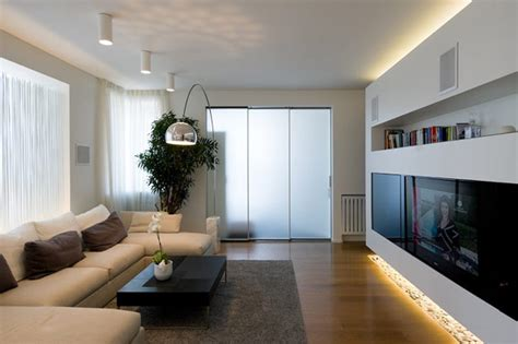 Attractive Four Lights Tiny House #4: Modern-apartment-Russia-3.jpg