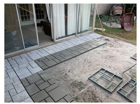 NEW DIY Quikrete 6921 34 Walk Maker patio, courtyard