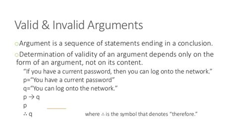 7 Arguments On The View by Valid Invalid Arguments