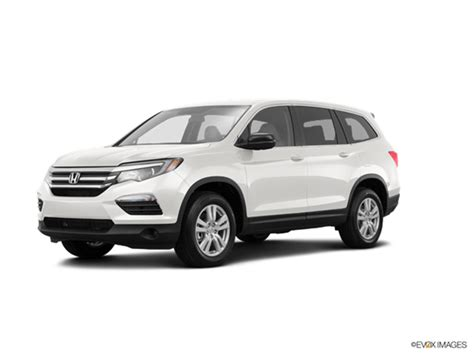 2016 Honda Pilot   Kelley Blue Book