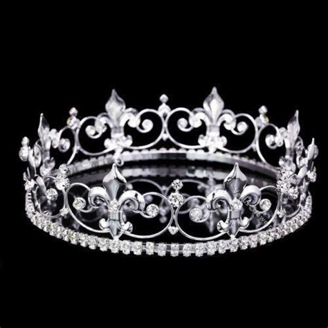 silver king crown ebay