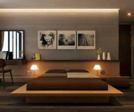 Bedroom takes a few of the same cues and keeps things simple but here
