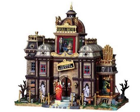 lemax nutcracker opera house lemax phantom s opera house who doesn t the phantom