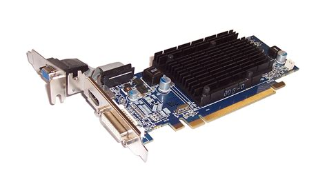 Vga Card Sapphire sapphire 288 6e106 102sa hd4550 512m ddr3 hdmi dvi vga pcie low profile card ebay