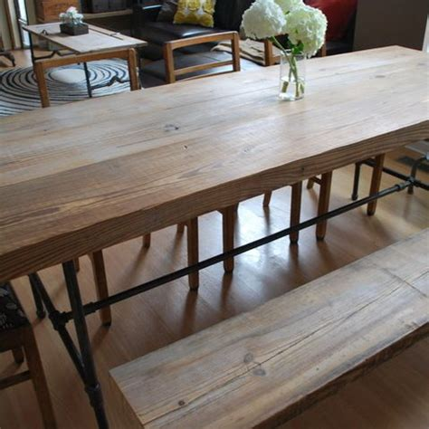 narrow dining table with bench dining table bench and narrow with benches pushed