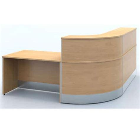 Modular Reception Desk X Range Modular Reception Desk Wave Office Ltd