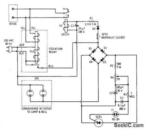 index 10 alarm circuit circuit