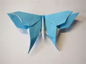 Paper Origami Butterfly - origami butterfly vlinders