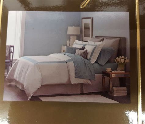 fieldcrest comforter fieldcrest luxury comforter cover set king duvet pillow cases shames new ebay