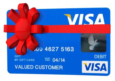 Gift Visa Card - visa gift cards with no activation fees lovetoknow