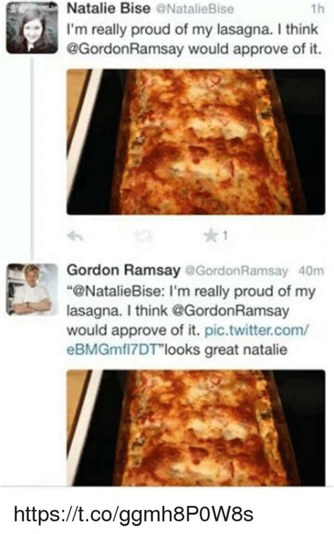 Lasagna Meme gordon ramsay memes of 2017 on sizzle gordon ramsey