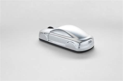Mouse Wireless Audi mouse masinuta audi tt wireless cadouri usb mania