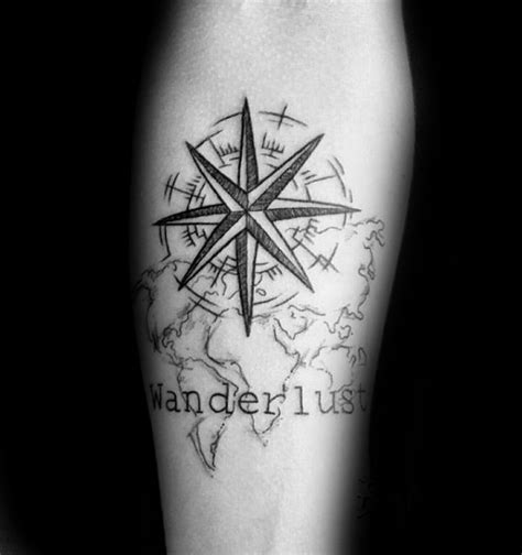 wanderlust tattoo designs 70 wanderlust designs for travel inspired ink