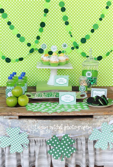 party themes march kara s party ideas 187 st patrick s day birthday party