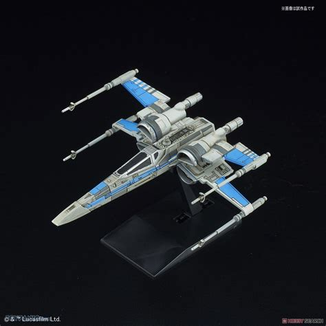 1 72 X Wing Resistance Blue Squadron blue squadron resistance w wing fighter vehicle model 011 only myr35 00