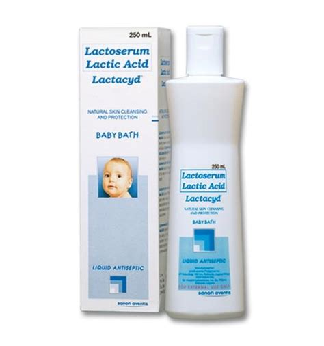 Lactacyd Baby Liquid 150ml image of lactacyd baby bath soln 150 ml bottle topical