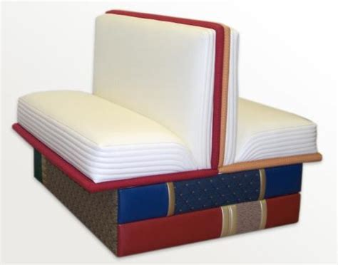 the bench book kids furniture shaped like giant books boing boing