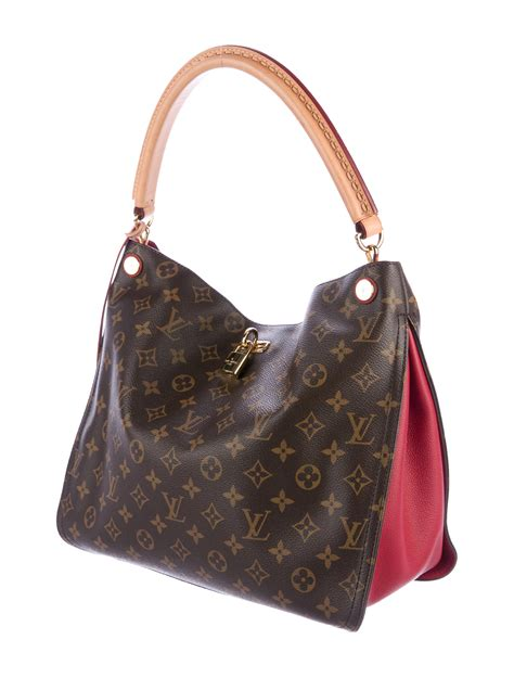 louis vuitton  monogram gaia bag handbags