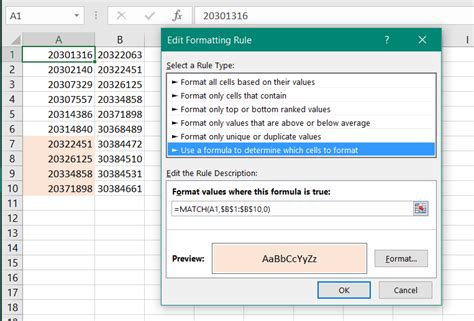 excel format questions vlookup to format cell in excel stack overflow
