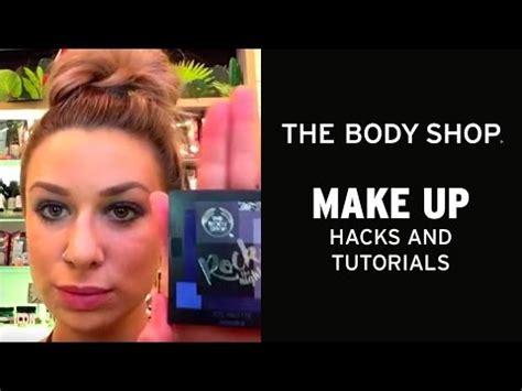 Make Up The Shop rock the festive make up tutorial the shop