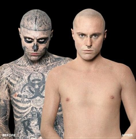tattoo cover up dermablend dermablend beyond the cover rico the zombie pinterest