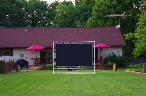 our backyard theater backyard theater ideas