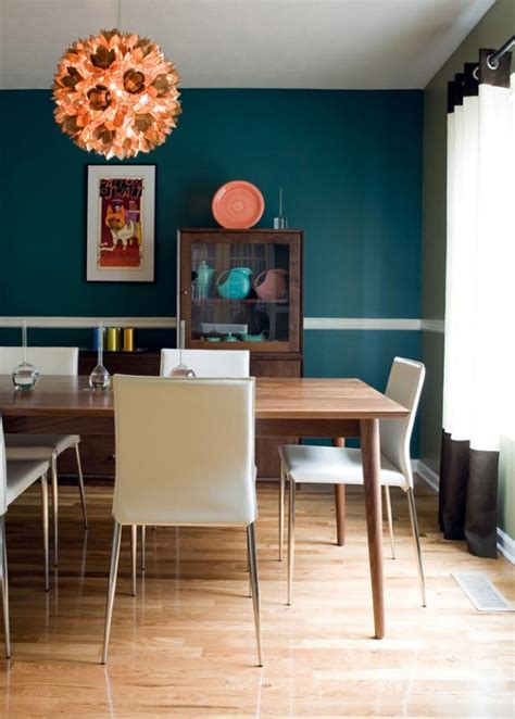 Modern Dining Room Paint Colors by Add Midcentury Modern Style To Your Home Hgtv