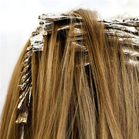 how many foils in a partial foil salon menu bangs locks salon aveda