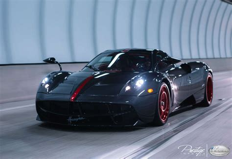 new pagani stunning new pagani huayra quot project vulcan quot arrives in the