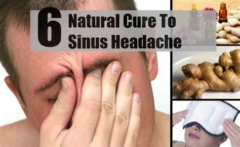 6 best cures for sinus headache how to cure