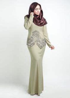 Nora Kulot baju kurung moden lace minimalis baju raya 2016 fesyen