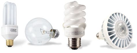 Difference Between Led And Incandescent Light Bulb Difference Between Incandescent Cfl S And Led S Greener Ideal