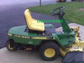 john deere seat stx30 stx38 yellow deck f510 and f525 ebay