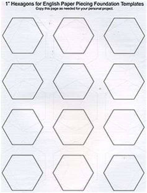 quilting hexagon templates free 1000 images about paper piecing on