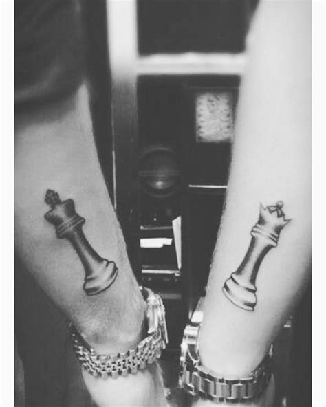 chess queen tattoo meaning king and queen chess tatuaje pinterest queen