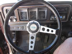 Steering Wheel For Ford Truck Optional Steering Wheel For 75 Highboy Ford Truck
