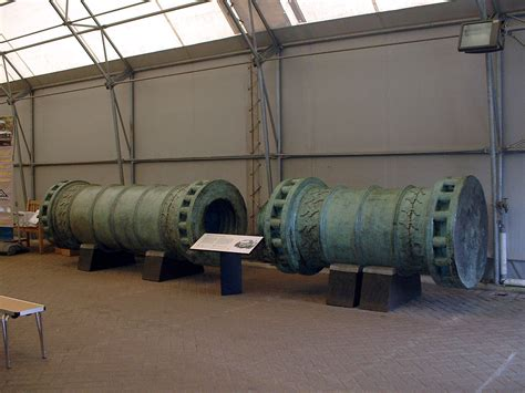 ottoman cannons ottoman super cannon the bombard that built an empire